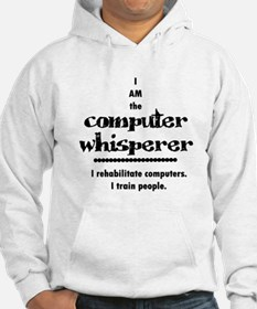 Unique Computer whisperer Hoodie