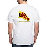 CSFA White T-Shirt