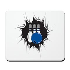 Bowler Inisde Mousepad