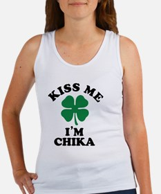 Funny Chika Women's Tank Top