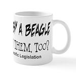 I was bitten by a Beagle Mug