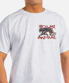 boiler animal Ash Grey T-Shirt