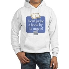 Don't Judge a Book - Hoodie