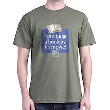 Don't Judge a Book - T-Shirt