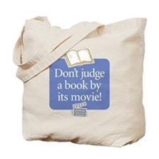 Don't Judge a Book -  Tote Bag