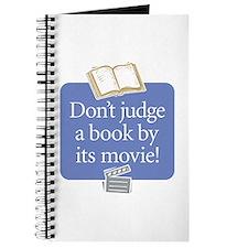 Don't Judge a Book - Journal