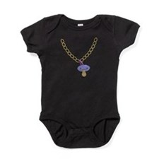 Cute Pacifier Baby Bodysuit
