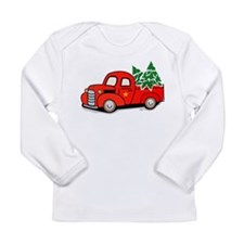 Cute Happy holiday Long Sleeve Infant T-Shirt