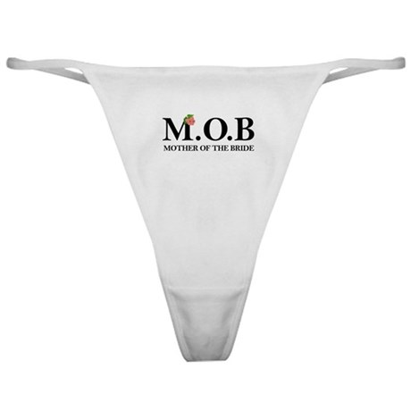 Mother of the Bride Classic Thong