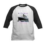 Titanic Baseball T-Shirt