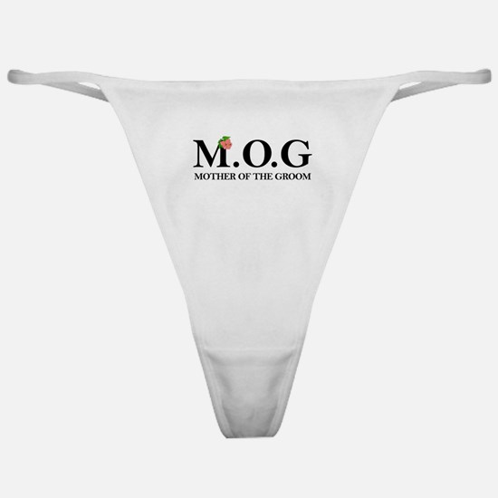 Mother of the Groom Classic Thong