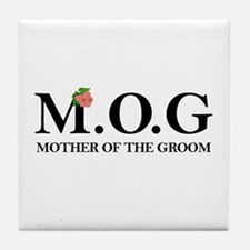 Mother of the Groom Tile Coaster
