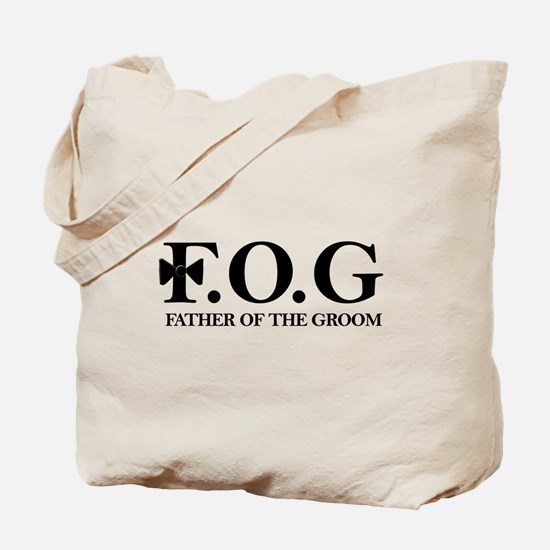 Father of the Groom Tote Bag
