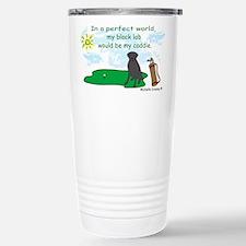 Funny Kids labrador Travel Mug
