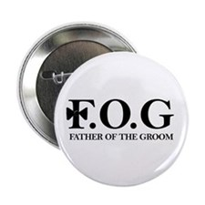 """Father of the Groom 2.25"""" Button (10 pack)"""