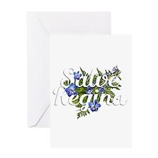 Salve Regina Greeting Cards