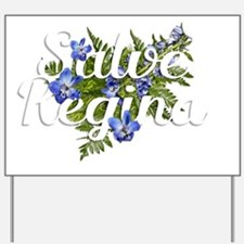 Salve Regina Yard Sign