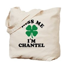 Cute Chantel Tote Bag