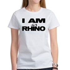 I AM RHINO Tee