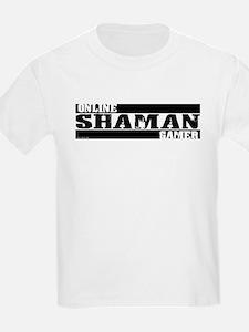 Online Gamer: Shaman T-Shirt