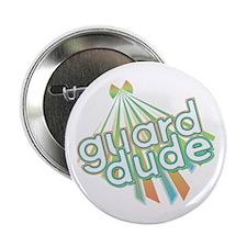 Retro Guard Dude Button
