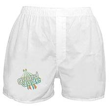Retro Guard Dude Boxer Shorts