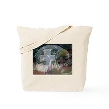Cute Graveyard Tote Bag