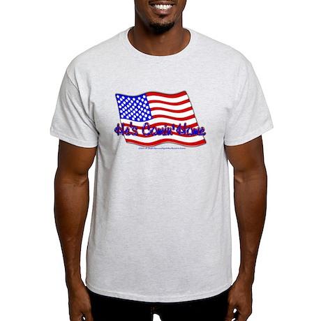 He's Comin'Home Light T-Shirt