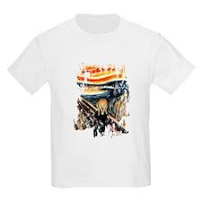 Edvard Munsch, Scream T-Shirt