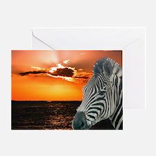 Cute Namibia Greeting Card