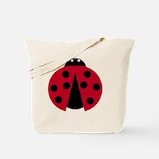 Unique Ladybird Tote Bag