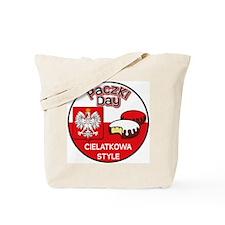 Cielatkowa Tote Bag
