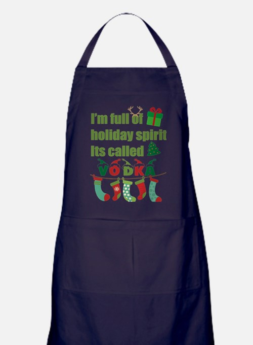 Funny christmas aprons cooking