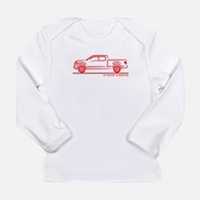 Cool Ford truck Long Sleeve Infant T-Shirt