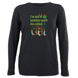 Funny christmas Long Sleeve T Shirts