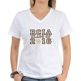 Catholic Womens V-Neck T-shirts
