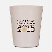 RCIA Class of 2016 Shot Glass