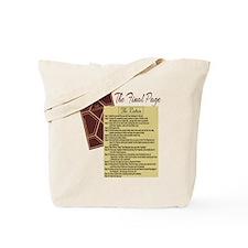 Funny Barney stinson Tote Bag