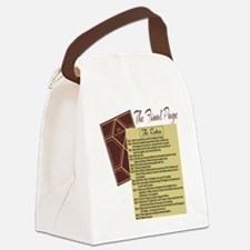 Funny Met your mother Canvas Lunch Bag