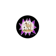 Craaaccckkk!!! Mini Button (10 pack)