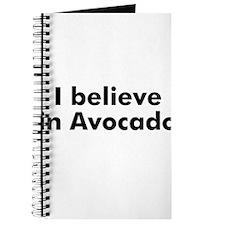 I believe in Avocado Journal