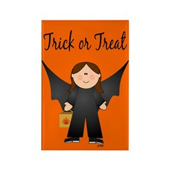 Trick or Treater 3 Rectangle Magnet (10 pack)
