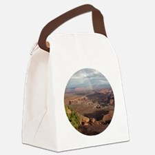 Cute Canyonlands Canvas Lunch Bag