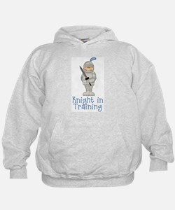 Knight in Training Hoodie