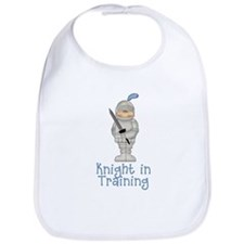 Knight in Training Bib