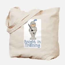 Knight in Training Tote Bag
