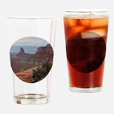 Cute Pinyon Drinking Glass