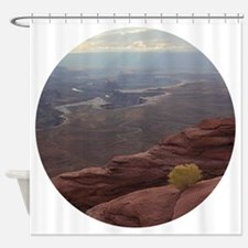 Funny Canyonlands Shower Curtain