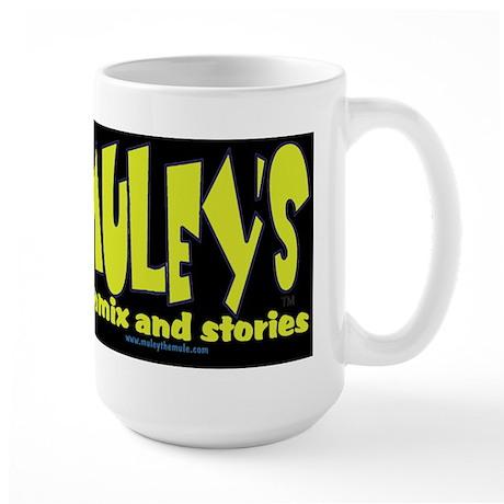 A World of Laughs Large Mug