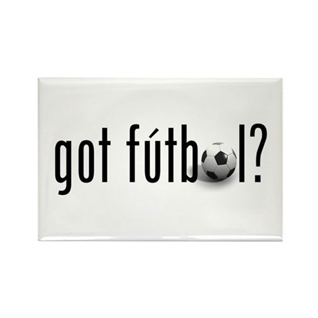 got futbol? Rectangle Magnet (10 pack)